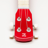 Rock Star Red Ukulele