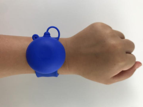 SlapON Sanitizer Wristband