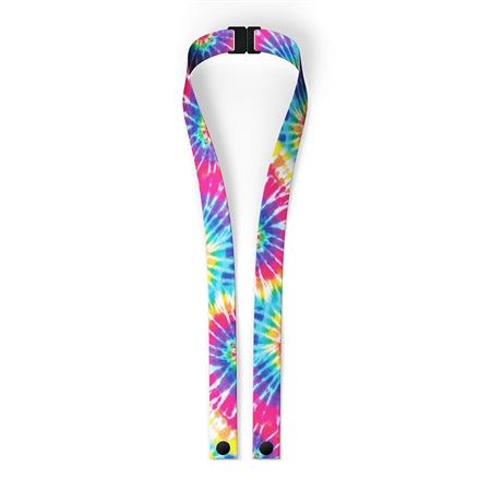 Top Trenz Mask Lanyard with Safety Breakaway Clip Assorted Patterned Styles