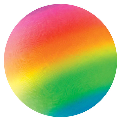 Mega Rainbow Playground Ball 13""