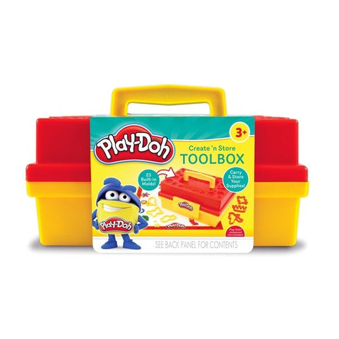Play-Doh Create 'n Store Toolbox
