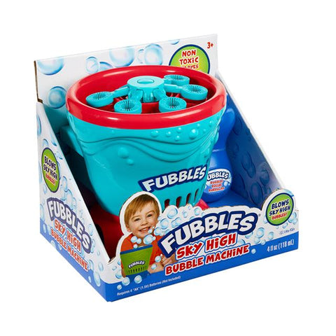 Fubbles Sky High Bubble Machine