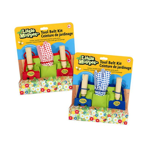 Little Moppet Tool Belt Kit