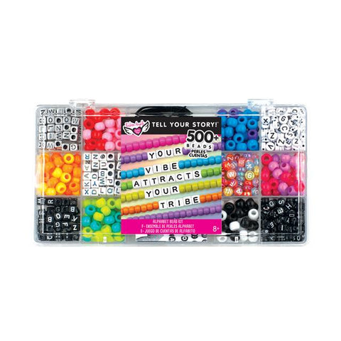 Fashion Angels Tell Your Story Alphabet Bead Case (Small)