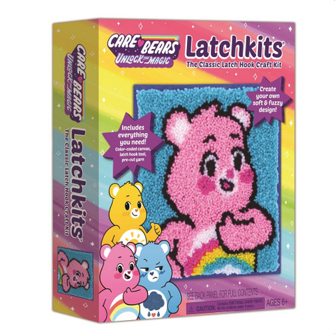 Care Bears Latch Kit