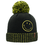 Smiley x Pudus Beanie Hat - Ages 8+