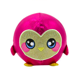 "Squeezamals Series 4 Ohara the Owl 3.5"" Scented Plush"