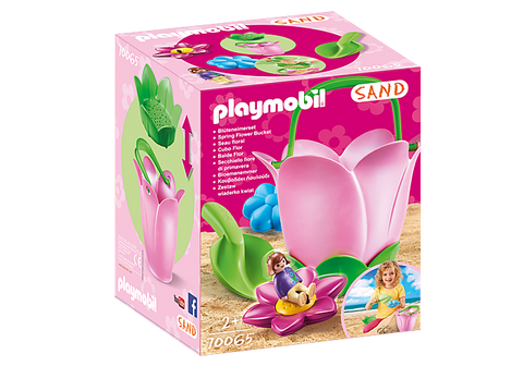 Playmobil Spring Flower Bucket