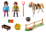 Playmobil Country Starter Pack Horseback Riding