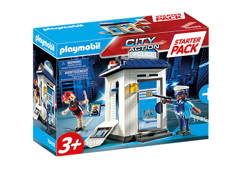 Playmobil City Action Starter Pack Police