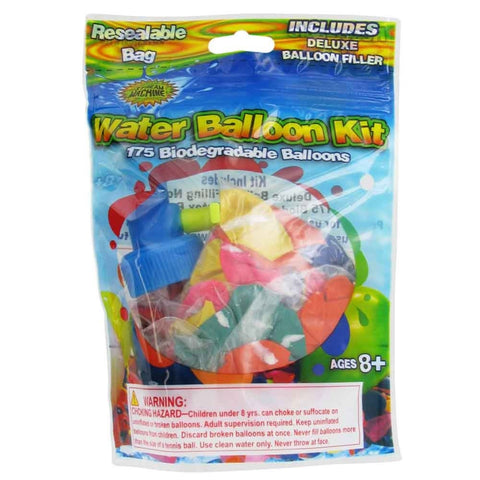Water Balloon Kit
