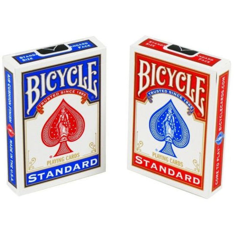 Standard Index Playing Cards