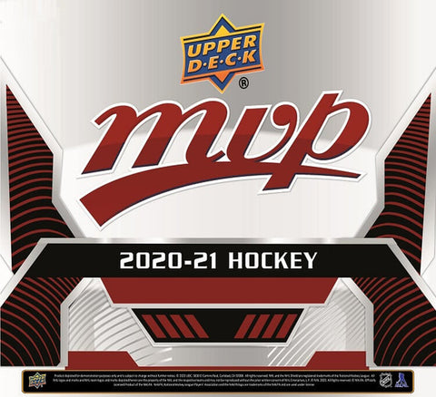 2021 Upper Deck MVP Hockey Hobby