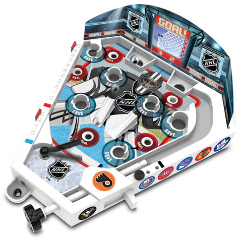 NHL Pinball Game