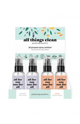 Spray Hand Sanitizer - Scented