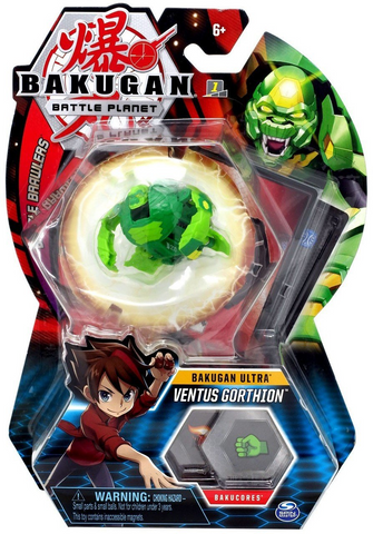 Bakugan Battle Planet Battle Builders - Assorted