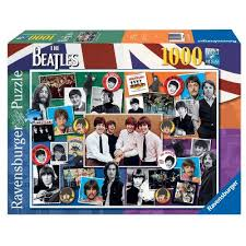Ravensburger The Beatles Anthology Anniversary 1000 Piece Puzzle