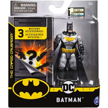 "4"" Tactical Batman Action Figure"