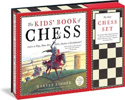 Kid's Book Of Chess With Game