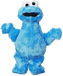 Cookie Monster Mini Plush