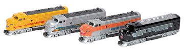 Die-Cast Locomotives