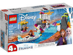 Lego Disney Frozen II Anna's Canoe Expedition
