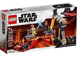 Lego Star Wars Duel on Mustafar™