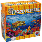 Cobble Hill Ocean Reef Floor Puzzle 36pc