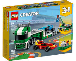Lego Creator Race Car Transporter