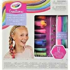 Crayola Creations Ultimate Braiding Stylist Kit