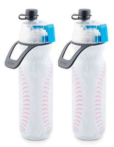 Arctic Squeeze Insulated Mist 'N Sip Water Bottle Sport Series