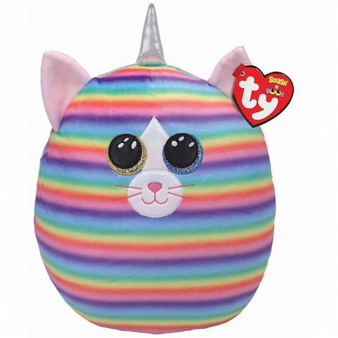 Squish a Boo: Heather the Unicorn Cat