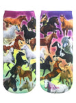 Living Royal Ankle Socks Assorted Styles