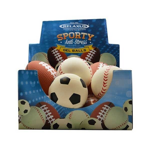 Relaxus Sporty Anti-Stress Gel Ball