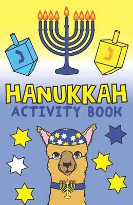 Hanukkah Activity Book