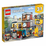 Lego Creator Townhouse Pet Shop & Cafe