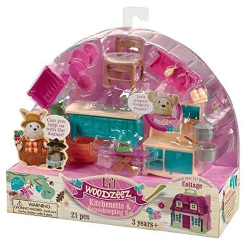 Li'l Woodzeez Kitchenette & Housekeeping
