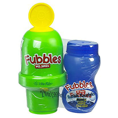 Fubbles No-Spill Bubble Tumbler Minis