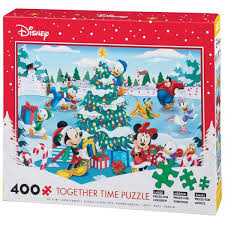 Ceaco Together Time Holiday 400 Piece Puzzle