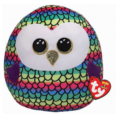 Squish a Boo: Owen the Owl
