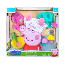 Peppa Pig Baking With Peppa Play Set
