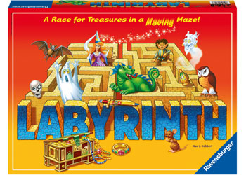 The Labyrinth Game