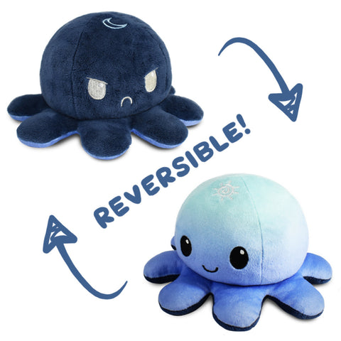 Reversible Octopus Mini Day / Night