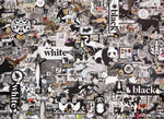 Cobble Hill Black & White: Animals 1000 Piece Puzzle
