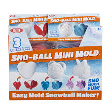 Ideal Sno-Ball Mini Molds