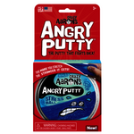 Crazy Aaron's Stress Ball Angry Putty Thinking Putty