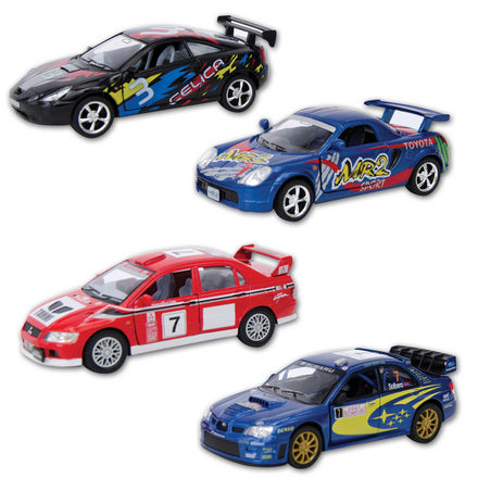 Die-Cast Street Fighters