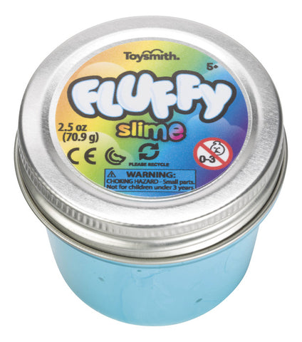 Fluffy Slime Assorted
