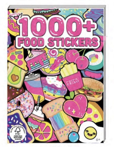 Fashion Angels 1000+ Food Stickers