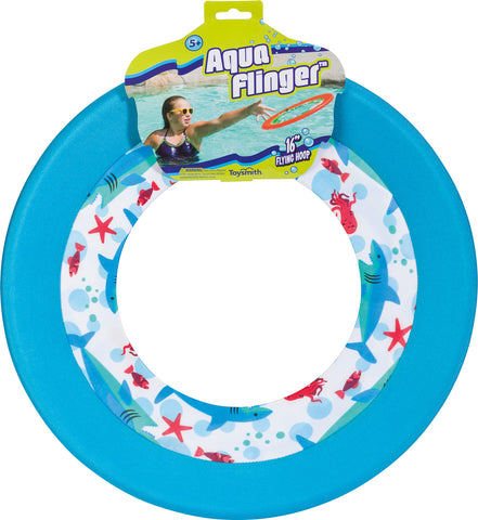 Aqua Flinger Flying Hoop